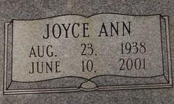 Joyce Ann <i>Chastain</i> Leverett