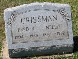 Nellie D. <i>Painter</i> Crissman