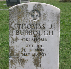Thomas Jefferson Burrough