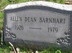 Allen Dean Barnhart