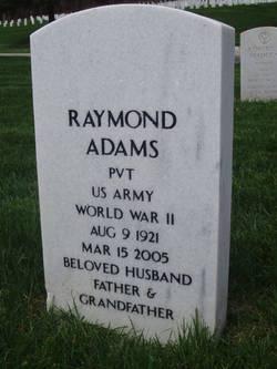 Raymond William Adams