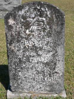 Fannie E Chandler