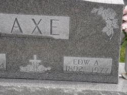 Edward Augusten Axe