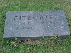 Phoebe Jane <i>Gillies</i> Fitzwater