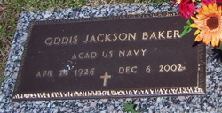 Oddis Jackson Baker