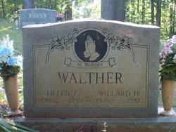 Willard Howard Walther