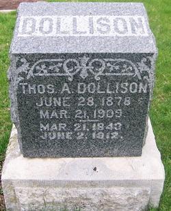Mary <i>Ellison</i> Dollison