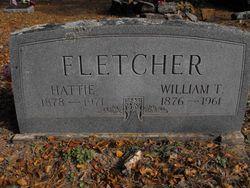 Hattie Jane <i>Galloway</i> Fletcher
