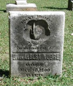 Elder Albert Moore