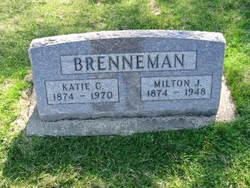 Milton J Brenneman