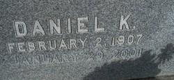 Daniel <i>Keleher</i> Ahern