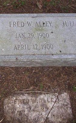 Fred W Alley