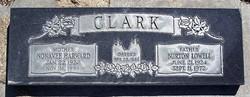 Nona Vee <i>Harward</i> Clark