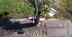 Frances C Cain