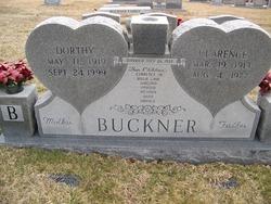 Clarence Alex Buckner