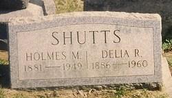Delia D. <i>Roberts</i> Shutts