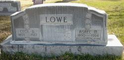 Cecil Ellen <i>Durfee</i> Lowe