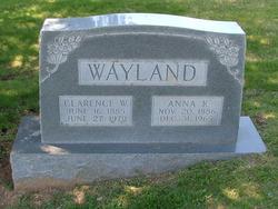 Clarence W. Wayland