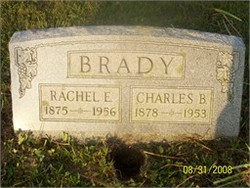 Rachel Ellen <i>Moore</i> Brady