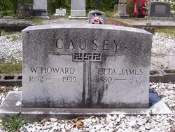 Harriet Marietta <i>James</i> Causey