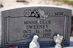 Minnie <i>Lillie</i> Sweeney