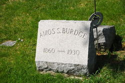 Amos S Burdge