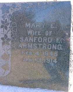 Mary Eleanor <i>Brown</i> Armstrong