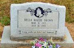 Della Maud <i>Roach</i> Brown