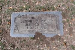 Jennie K. Adler