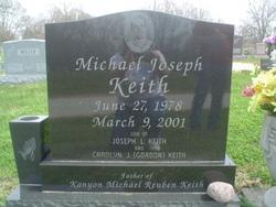 Michael Joseph Keith
