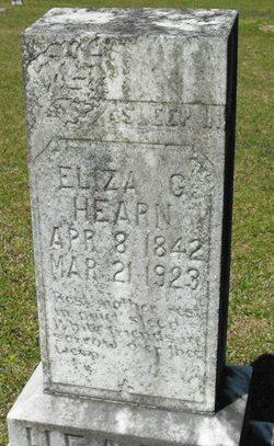 Eliza Louisa <i>Hayes</i> Hearn