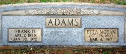 Frank Otis Adams