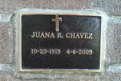 Juana R. Chavez