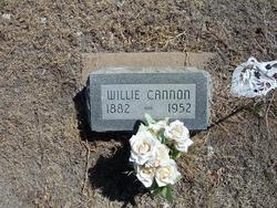 Willie <i>Holman</i> Cannon