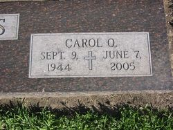 Carol O. <i>Broaddus</i> Barnes