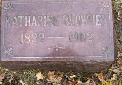 Katherine Kate <i>Cleaver</i> Blowney