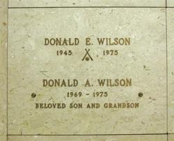 Donald Edward Wilson