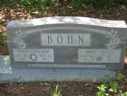 Pansy <i>Loescher</i> Bohn