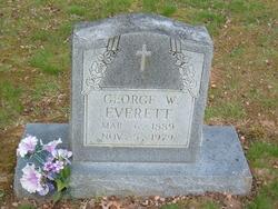 George Washington Everett