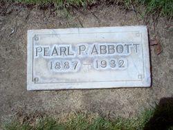 Pearl P Abbott