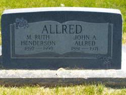 John Arthur Allred