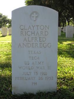 Clayton Richard Anderegg