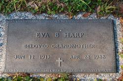 Geneva Eva <i>Byrd</i> Harp