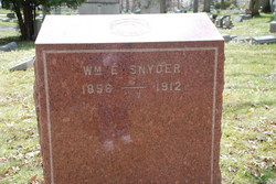 William Edward Snyder