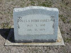 Lula <i>Robb</i> Oakes