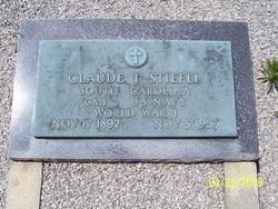 Claude Idell Stiefel
