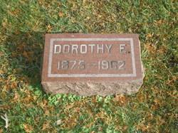 Dorothy E Eckdahl