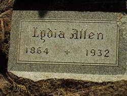 Lydia Delight <i>Fuller</i> Allen