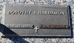 Dorothy Jean Fuzzy <i>Smith</i> Hardamon