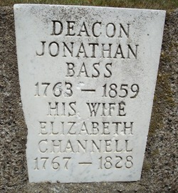 Deacon Jonathan Bass